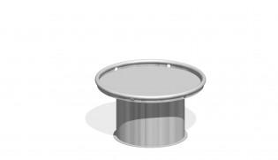 Okrągły stół wodny 0,5 m