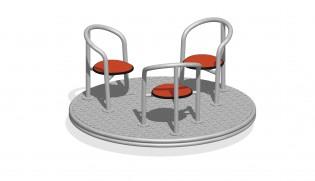 Karuzela Krzesła